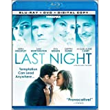 Image de Last Night Combo Pack DVD/Blu-ray