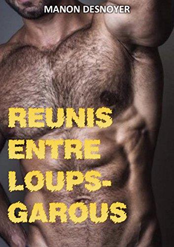 Réunis entre loups-garous (nouvelle gay, M/M, hard) (French Edition)