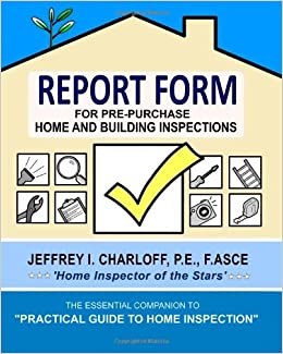 Buy REPORT FORM for Pre-Purchase Home and Building Inspections ...