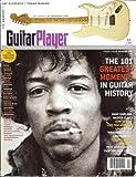 img - for Guitar Player Magazine (April 2005) (Jimi Hendrix's '68