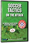 NSCAA Soccer Tactics On The Attack 2 Disc DVD