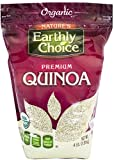 Natures Earthly Choice: Organic Quinoa (1 x 4 lbs)