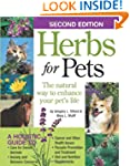 Herbs for Pets: The Natural Way to En...