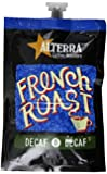 FLAVIA ALTERRA Coffee, French Roast Decaf, 20-Count Fresh Packs (Pack of 5)