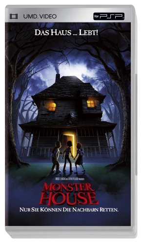 Monster House [UMD Universal Media Disc]