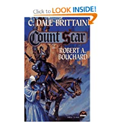 Count Scar by C. Dale Brittain and Robert A. Bouchard
