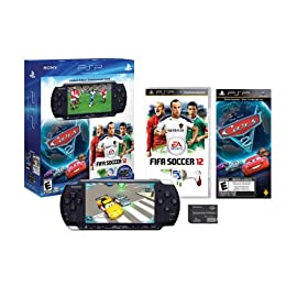 PSP Limited Edition Entertainment Pack: FIFA 2012 & Cars 2