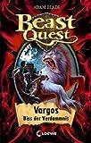 img - for Beast Quest 22. Vargos, Biss der Verdammnis book / textbook / text book