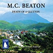 Death of a Glutton | [M.C. Beaton]