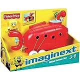 SpongeBob Squarepants Imaginext Exclusive Vehicle Bikini Bottom Bus