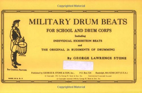 Military Drum Beats: For School and Drum Corps, Buch