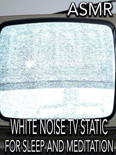 White Noise Tv Static For Sleep and Meditation ASMR