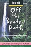 img - for Hawaii Off the Beaten Path 4th Edition book / textbook / text book