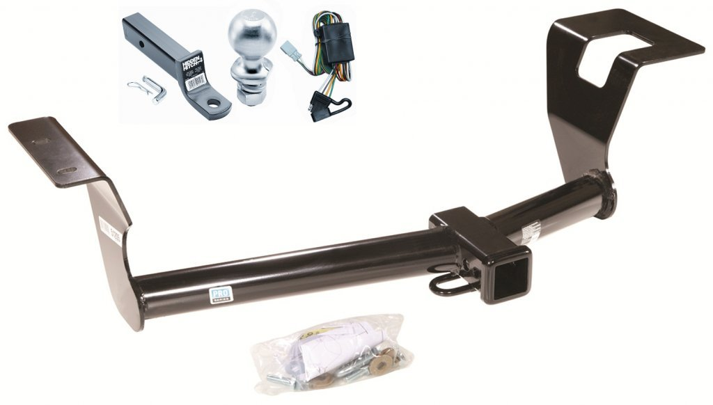Pro Series Trailer Hitch Tow Kit Fits 07-11 Honda CR-V CRV 51205 118427 63826 конструктор ogobild bits hitch 20 элементов