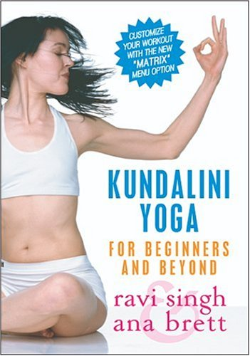 Kundalini Yoga for Beginners and Beyond - Ana Brett & Ravi Singh **NOW w/THE MATRIX MENU OPTION!**[2006] [DVD]