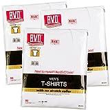 (ビー・ブイ・ディ)B.V.D. GOLD 丸首半袖Tシャツ 3枚組 (M,L) G013TS3P