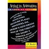 Acting in Animation: A Look at 12 Films ~ Ed Hooks
