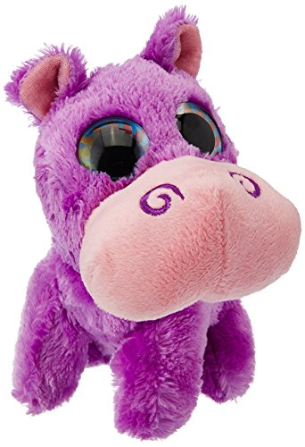 Wild Republic L'Il Sweet & Sassy Hippo Wild Grape Plush - 1