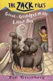 Zack Files 01: My Great-grandpas in the Litter Box