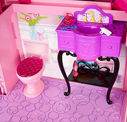 Barbie bjp34 villa sull 39 oceano - Maison de reve barbie pas cher ...