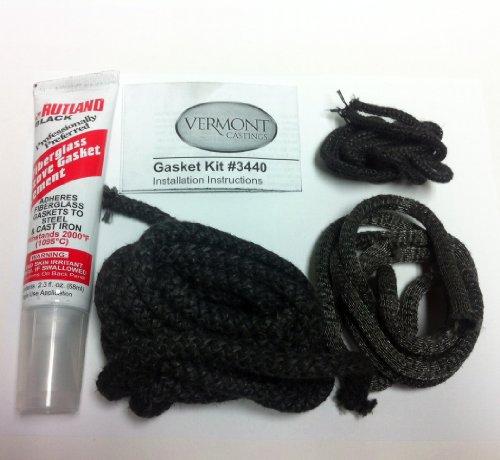 3440 Stove Gasket Kit | Intrepid Defiant Vigilant Resolute | Vermont Castings (Vermont Castings Kit compare prices)