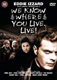We Know Where You Live - Live [DVD] [2001]
