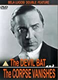 The Devil Bat / The Corpse Vanishes [1941] [DVD]