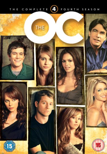 The OC – Complete Season 4 [DVD]