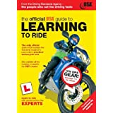 The Official DSA Guide to Learning to Ride 2005by Driving Standards Agency