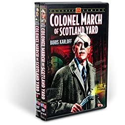 Colonel March of Scotland Yard Collection