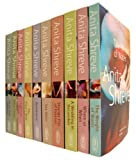 Anita Shreve Anita Shreve 10 Books Collection Including The Weight of Water, All He Ever Wanted, The Pilot's Wife, Eden Close, Strange Fits of Passion, Resistance, Sea Glass, Light on Show, Where or When and A Wedding in December