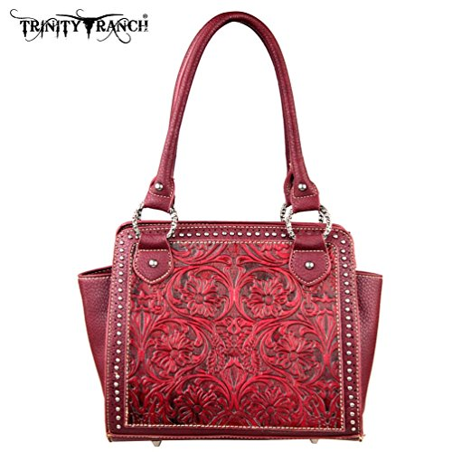 trinity-ranch-by-montana-west-wester-tooled-leather-handbags-red