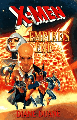 X-Men : Empires End, DIANE DUANE, RON LIM, BOB MCLEOD