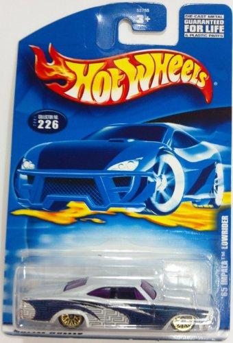 Hot Wheels '65 Impala Lowrider #226 Year: 2001