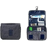 Toiletry Bag, Christmas Gifts, DINIWELL Travel Hanging Toiletry Organizer Cosmetic Bag For Women