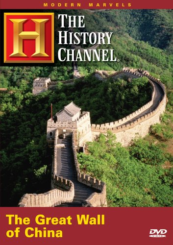 Modern Marvels: Great Wall of China [DVD] [2005] [Region 1] [US Import] [NTSC]