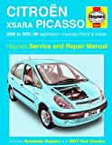 Motionperformance Essentials Haynes Garage Quality Car Repair Manual/Book For Citroën Xsara Picasso Petrol & Diesel (00 - 02) W to 52 Including a De-Mister Pad and 1 Car Air Freshner.