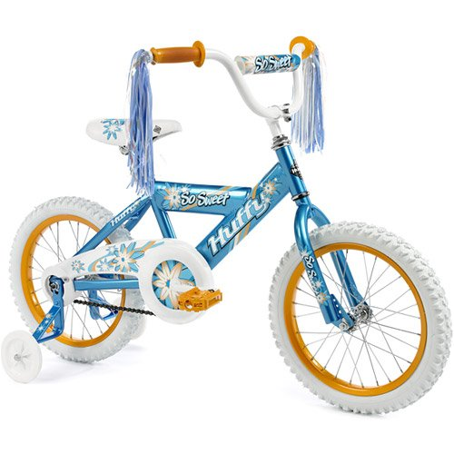 The Huffy 21817 So Sweet Girls Bike is an ideal bicycle for girls who have