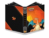 Pokemon: Charizard 9-Pocket PRO Binder