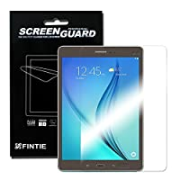 Fintie Samsung Galaxy Tab A 9.7 Ultra-Clear HD Screen Protector (3 Pack With Retail Packaging) - High Definition Invisible Protective Screen Film [Lifetime Replacement Warranty] from Fintie