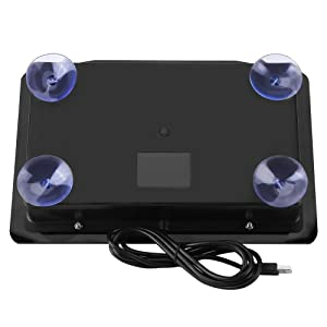 Arcade Fight Stick Games Machine with USB for PC Home, Joystick Zero Delay Classical Game Controller (#1) (Color: Black, Tamaño: #1)