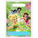 Tinker Bell and the Disney Fairies Favor Bags (8ct)