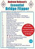 Andrew Robson's Essential Bridge Flipper