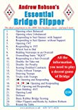 Andrew Robson's Essential Bridge Flipper (0955294274) by Robson, Andrew