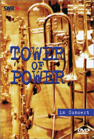Tower of Power in Concert : Ohne Filter / (Dol) [DVD] [Import]