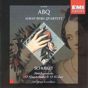 Schubert: Streichquartette 12 & 15