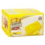 Bacter Shield Ultra Fresh Soap, 4x125g