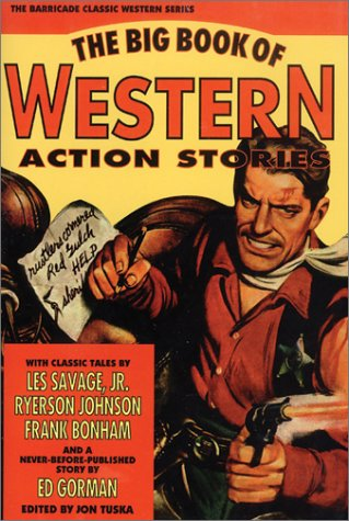 The Big Book of Western Action Stories