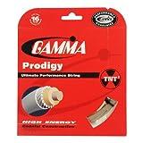 Gamma Prodigy 16G Tennis String, Natural