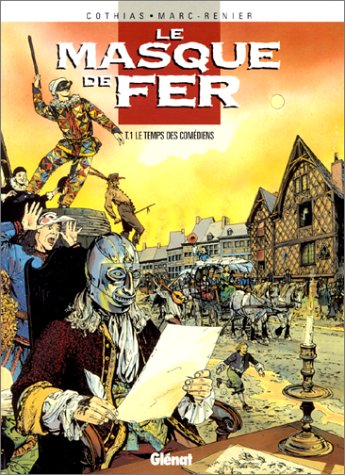 Le Masque de Fer 6 Tomes [Lien Direct]